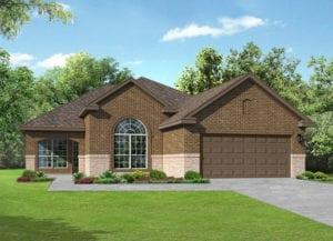 Parlin Elevation B | Sitterle Homes